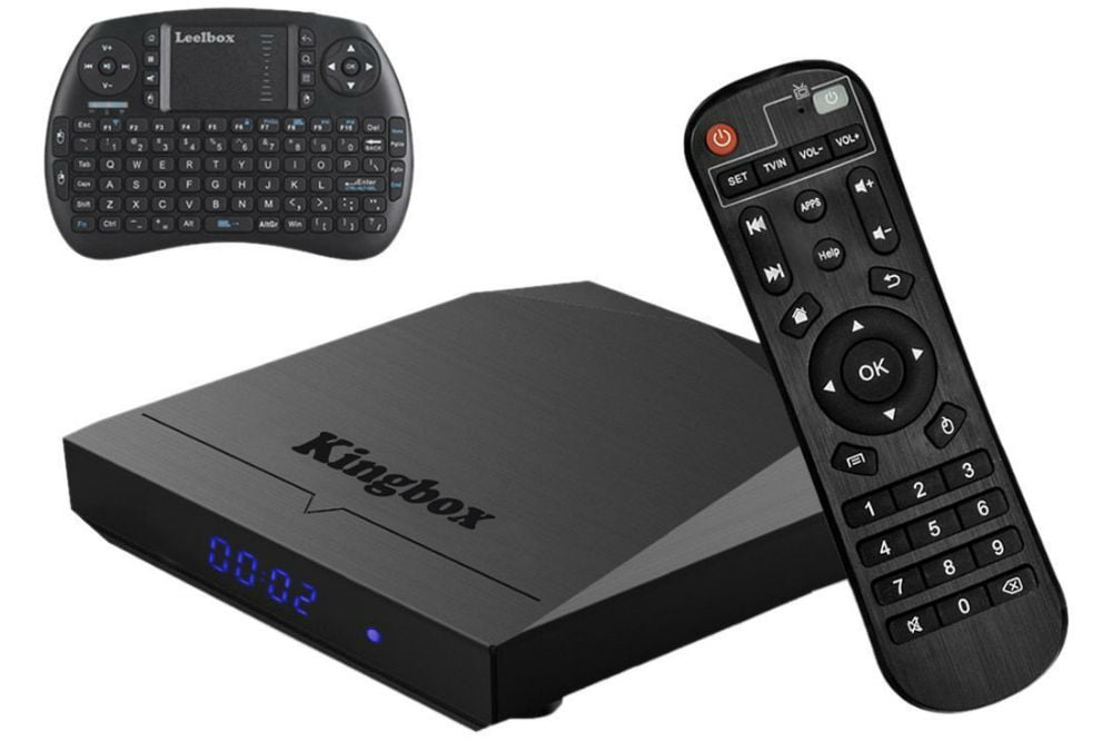 Kingbox K3 Android 6.0 TV Box Review