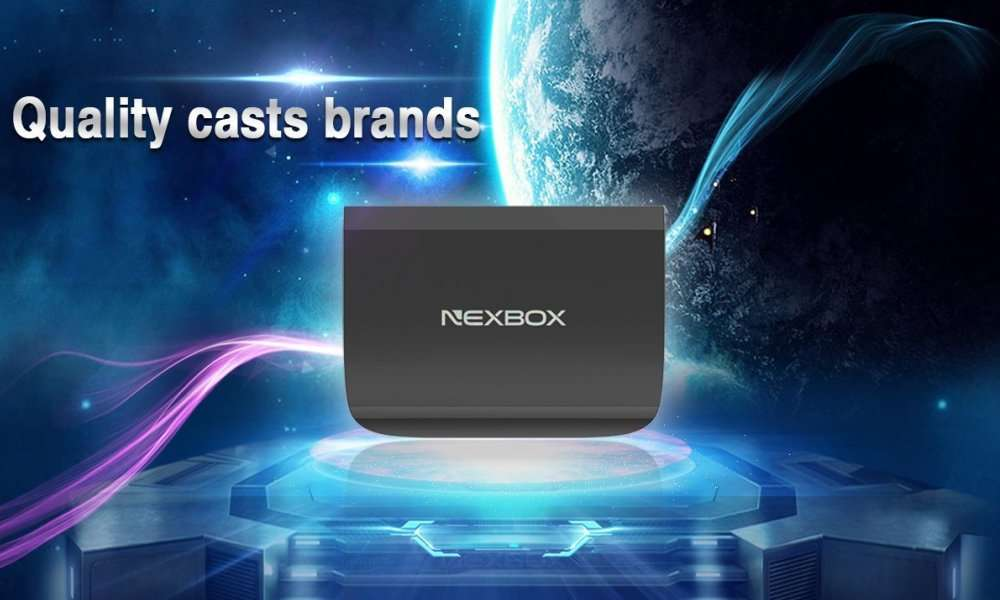 NEXBOX TV Box Android 6.0 4K Smart Box Review